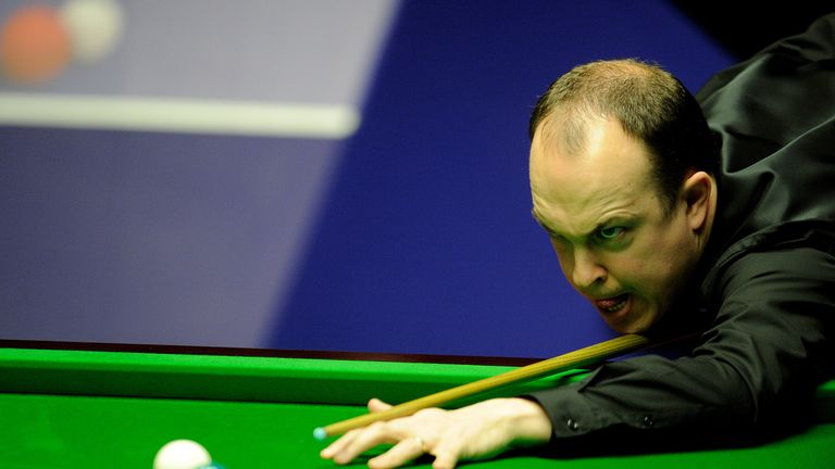 Fergal O'Brien won the longest frame in professional snooker history