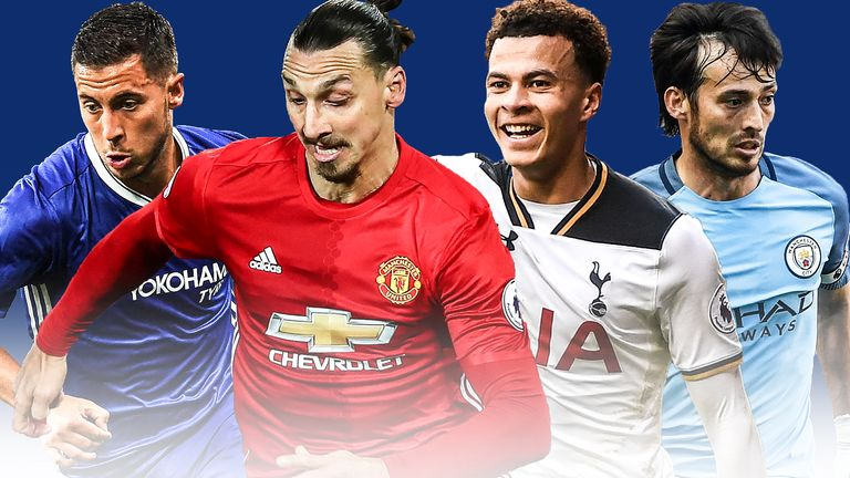Sky Sports will show 10 Premier League games in seven days as the season reaches its conclusion