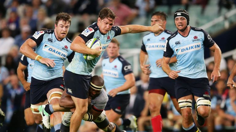Michael Hooper was embarrassed by the Waratahs' performance