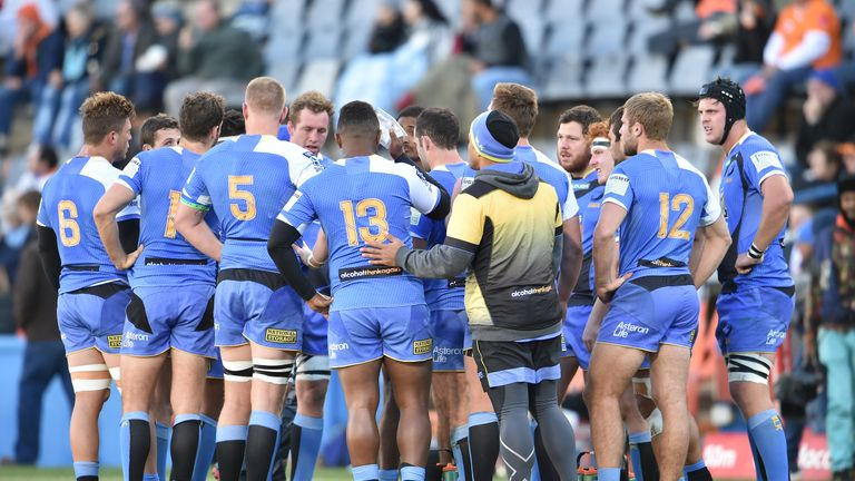 Western Force are fighting for their Super Rugby future