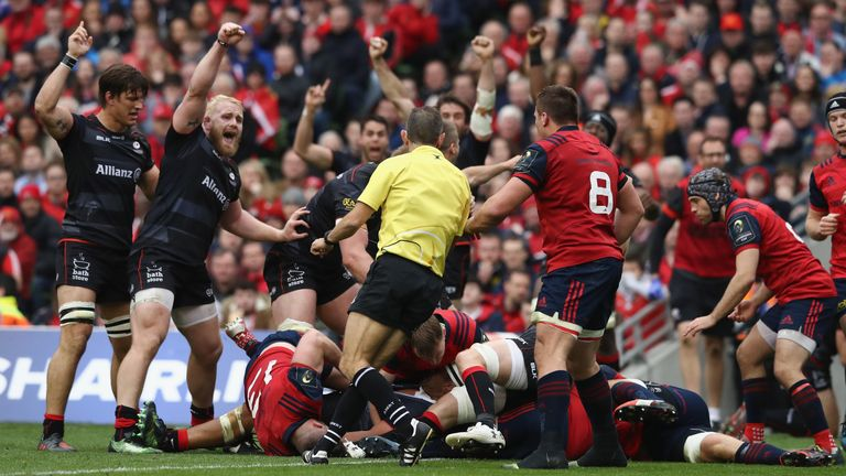 Saracens were ruthless in their semi-final win over Munster