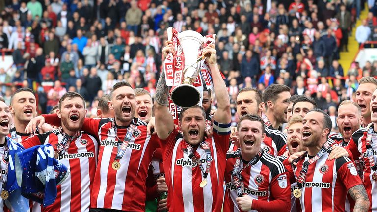Sheffield United's promotion from League One sets up a first Sheffield derby for five years