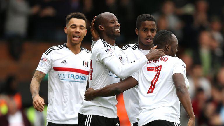 Sone Aluko impressed at Fulham last season