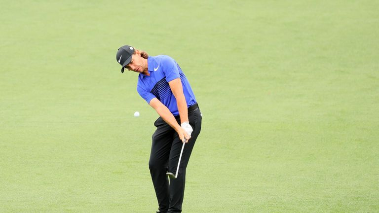 Fleetwood sits second in the Race to Dubai standings