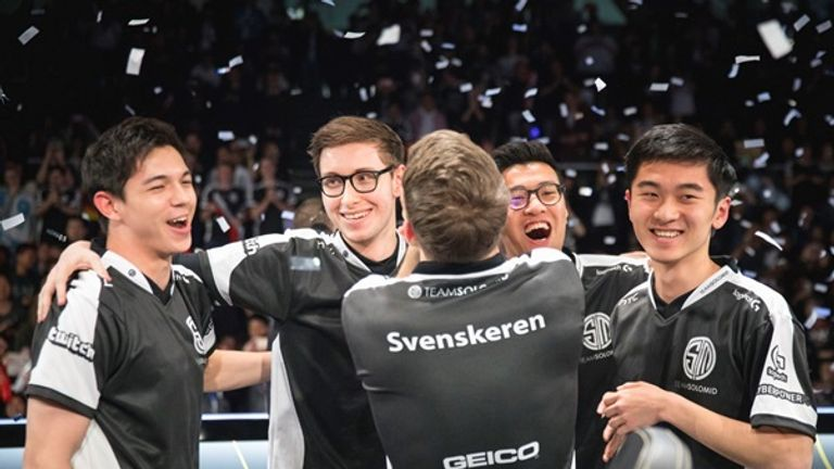 TSM Secured another North American LCS title last weekend, but now they must fight again to secure their spot at MSI (credit Lolesports)