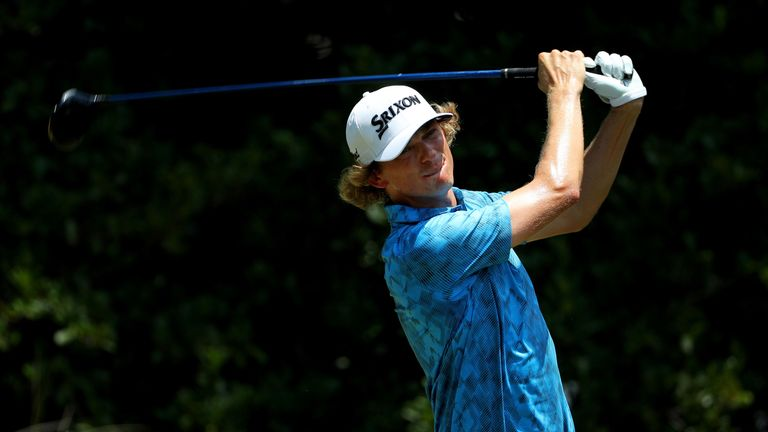 Willcox became the seventh player in Players Championship history to ace the 17th hole