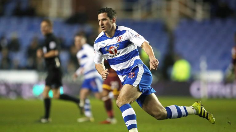 Yann Kermorgant is key figure in Jaap Stam's side