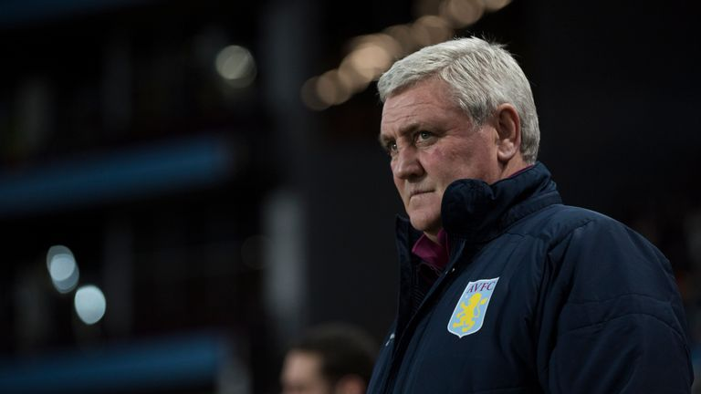 Steve Bruce criticised his side's performance against the Royals