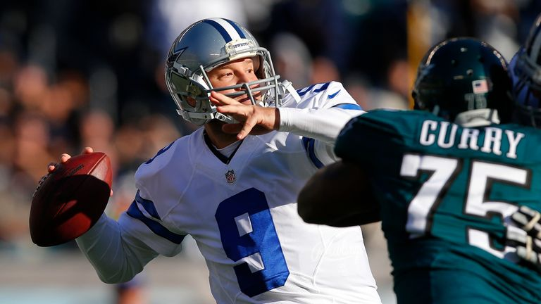 Jerry Jones allowing General Managers to contact quarterback Tony Romo