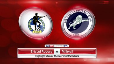 Bristol Rovers 3-4 Milwall