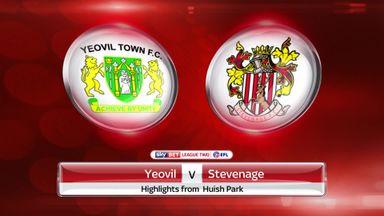 Yeovil 1-1 Stevenage