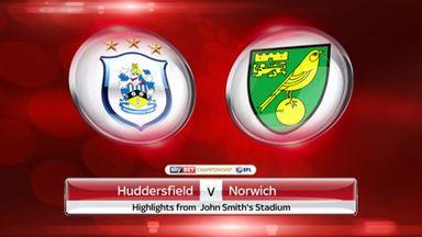 Huddersfield 3-0 Norwich