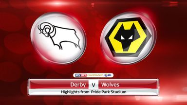 Derby 3-1 Wolves