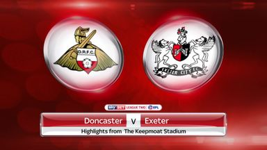 Doncaster 1-3 Exeter