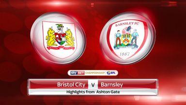Bristol City 3-2 Barnsley