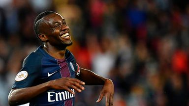 Paris Saint-Germain midfielder Blaise Matuidi is having a medical with Juventus