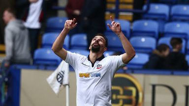 Filipe Morais has signed a new deal with Bolton