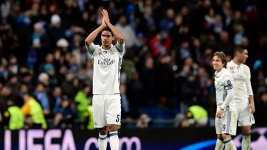 Manchester United are thought to be keen on Real madrid defender Raphael Varane