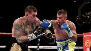 Martin Murray defeated Gabriel Rosado on points in Liverpool