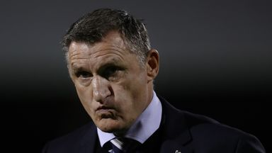 Blackburn boss Tony Mowbray could not lead this side to victory against Wolves