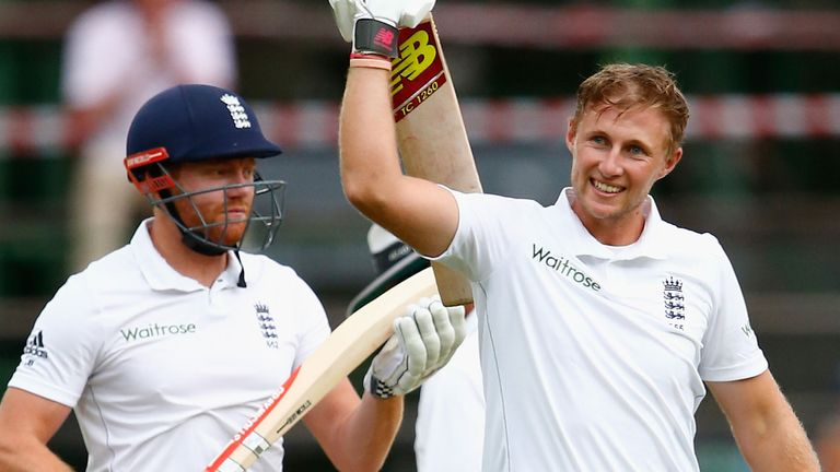 Joe Root will lead England after succeeding Alastair Cook as captain