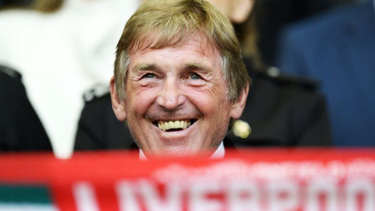 Dalglish is a Liverpool legend