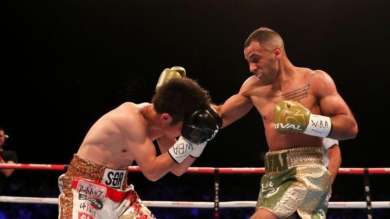 Kal Yafai beat Suguru Muranaka in his first world title defence in May