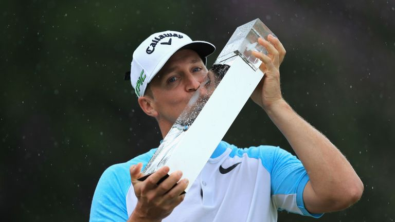 Alex Noren finished two strokes clear of Francesco Molinari