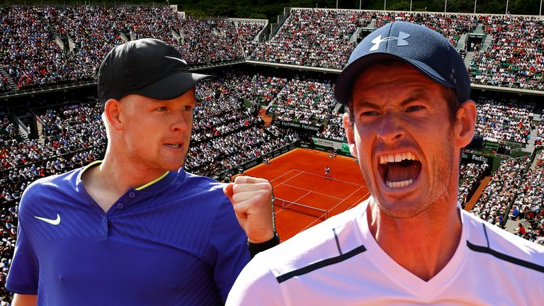 Murray, Wawrinka through in Paris