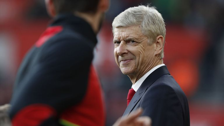 Arsenal failure to make top four would be 'frustrating', Wenger says