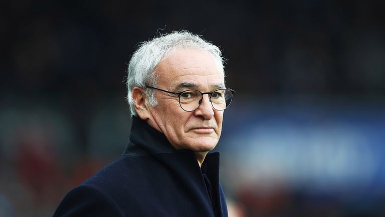Claudio Ranieri is the favourite to be the next Crystal Palace manager with Sky Bet