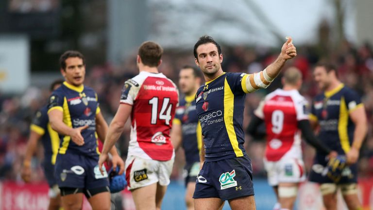 Morgan Parra makes Clermont and their talented range of backs tick