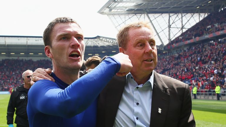 Harry Redknapp kept Birmingham City up in the Championship last year