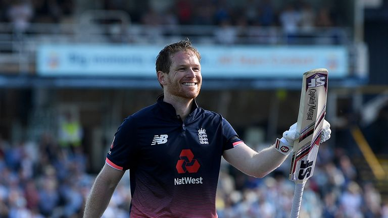 Eoin Morgan is perhaps the most notable defector from Ireland in recent years