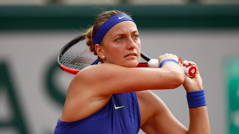 No. 1 Kerber out of French Open in 1st round