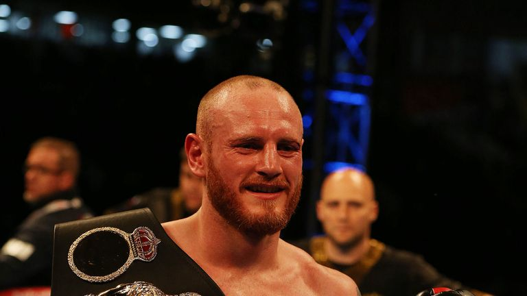 George Groves has challenged Tyron Zeuge to enter the World Boxing Super Series
