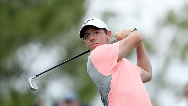 Rory McIlroy: MRI finds no new injuries to back, ribs