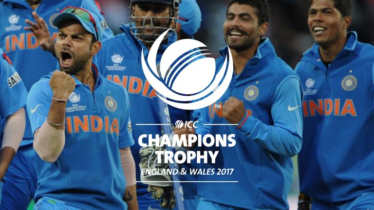 Will India Defend Their ICC Champions Trophy In England And Wales