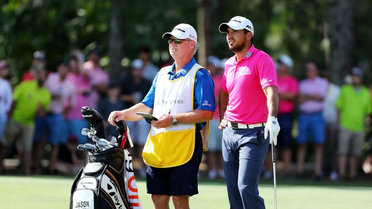 Jason Day will have new caddie this week at BMW Championship