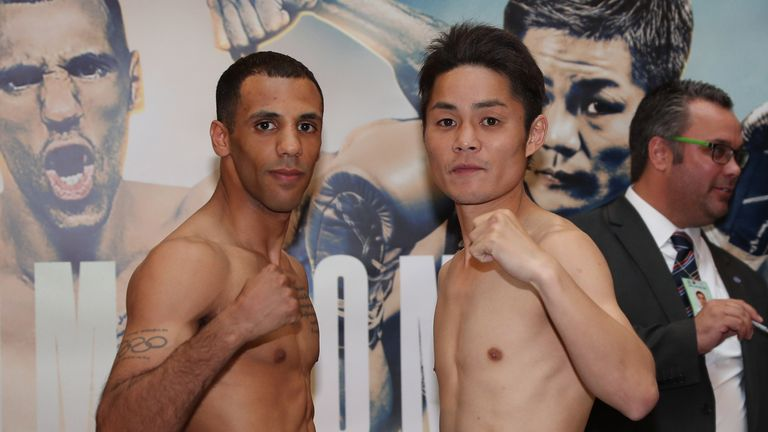 Yafai believes he can produce knockout victory over Muranaka