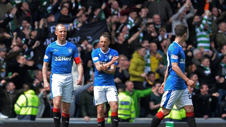 Rangers fans know who is to blame for awful defeat to Celtic