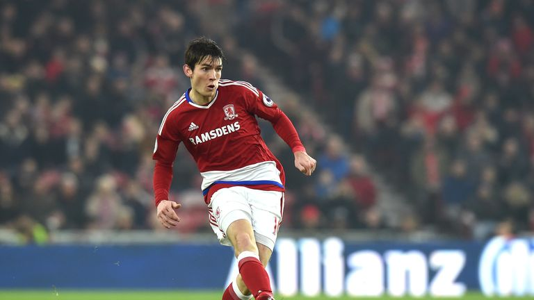 Marten de Roon scored four Premier League goals for Middlesbrough last season