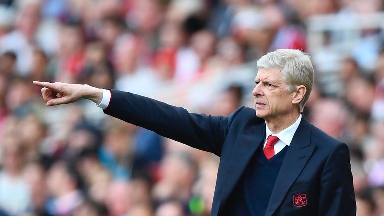 Arsene Wenger silent on his contract situation as Arsenal miss the cut