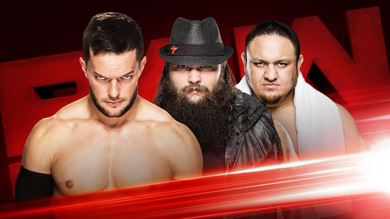WWE RAW Results 29 May - Shield brothers clashed ahead of Extreme Rules