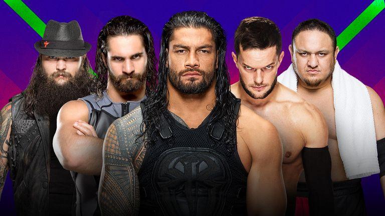 WWE Raw: Roman Reigns and Seth Rollins clash
