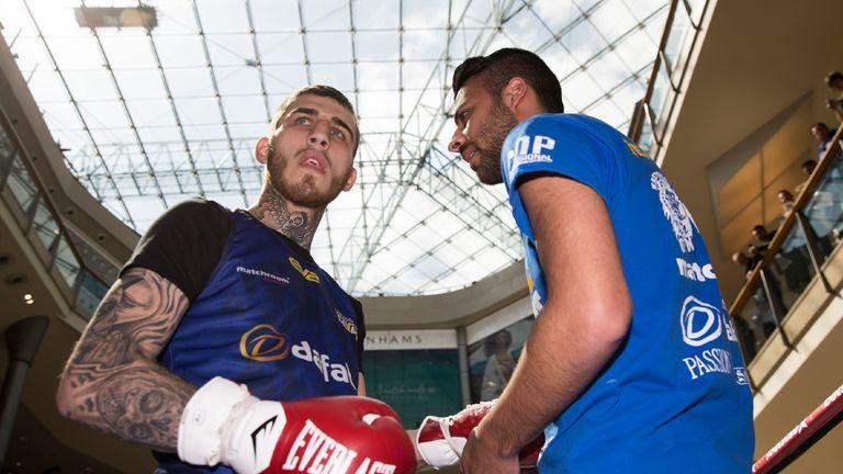 Sam Eggington battles Ceferino Rodriguez for European title on Saturday's bill in Birmingham, live on Sky Sports