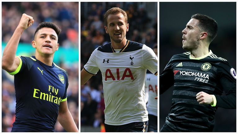 Voting is now open for the Premier League PFA Fans' Player of the Season
