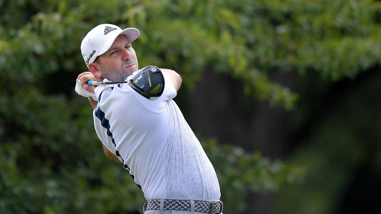 Masters champion Garcia hungry for more major trophies