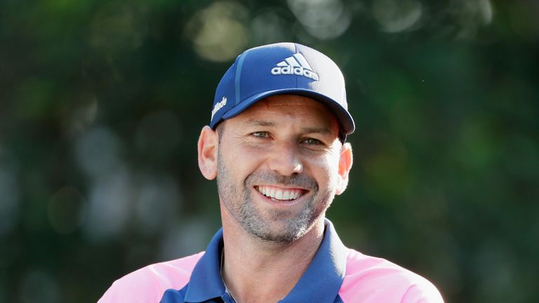Sergio Garcia looking to add another major win at US Open