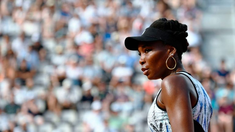 Venus Williams speaks out about fatal vehicle  crash